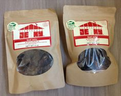 Slant Shack Jerky Monthly Subscription Service Review - May 2013