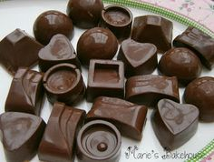 Another Lakeland toy to play with? And it involves chocolate? Definitely count me in! I've had experience with making chocolates with a . Chocolate Box, How To Make Chocolate, Shapes, Candy, Blog, Recipes, Facebook, Recipies, Blogging