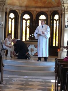 One of the most BEAUTIFUL things I've ever seen in a ceremony...Keri and Marc wash each others feet. Such an amazing example of servitude and Christ's humbleness.