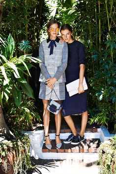 52f2d206 Ladylike or boyish — let your bags and shoes set the tone | Tory Burch  Resort