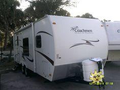 Used 2009 Coachmen RV Spirit of America 24RBQ Lite Travel Trailer at Sun Camper Liquidators | Fort Pierce, FL | #SCA-341