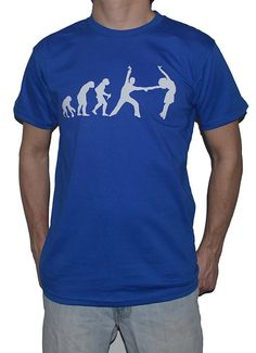 Ape to Ballroom Dancing T Shirt Evolution of Man Dancer Rumba Latin | eBay