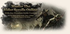 ESO Mastery Guides: Leveling, Builds, Crafting, Gold Making & More