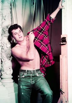 Tony Curtis in Rawhide Years