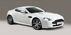 Aston Martin V8 Vantage N420 - Never had a thing for AMs until I saw it on a race track. Madly in love with this car.