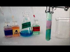 Sciencefix: Youtube channel of middle school science experiments with explanation.