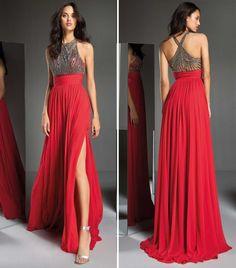 NUOVA incredibile Ex Store a Fascia Nero /& Rosso Rose Floreale Stretch Abito da sera