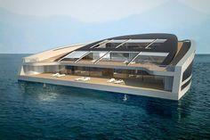 Les yachts les plus luxueux dans le monde, super-yachts, jets privés, luxe…