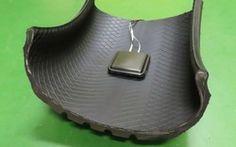 Le manufacturier Sumitomo a développé un concept de pneumatique qui intègre un boîtier de récupération et de transformation de l'électricité statique pour alimenter les équipements d'une voiture.