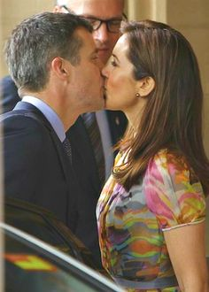 "amazing-royal-women: "" Happy 9th wedding anniversary, Frederik and Mary ! """