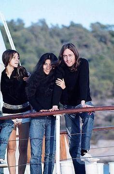 John & Yoko Spain 1969