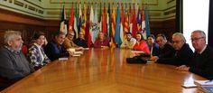 MOTRIL.El Ayuntamiento plantea a Costas la creación de un grupo de trabajo conjunto permanente para, entre otras actuaciones, hacer, ya, un proyecto que dérespuesta a
