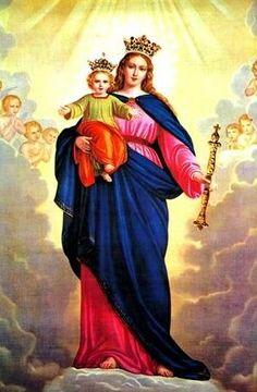 Oração para Nossa Senhora da Glória!!!  :)