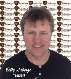 Notre PDG Billy Laberge est fondateur de l'entreprise et toujours en poste pour vous servir!