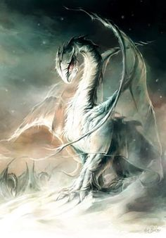 """Dragon Piste du Froid"""