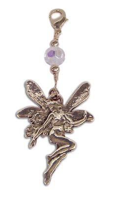 Fairy Charm Large - Gold, for spiral ponytail holder – Hair Twisters