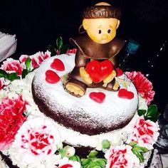 Shower's bride naked cake - Santo Antônio