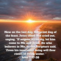 Niv Bible, Bible Verses, Rivers Of Living Water, New American Standard Bible, Cry Out, Crying, Believe, Let It Be, Drinks
