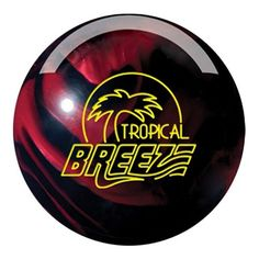Storm Tropical Breeze Bowling Ball- Black/Cherry (12lbs) <3…