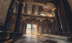 Image result for throne room