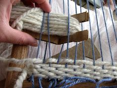 Ordinary Life Magic: Loom and Weave