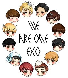 EXO manga | deviantART: More Like Chanyeol Chibi by ~luhans-love