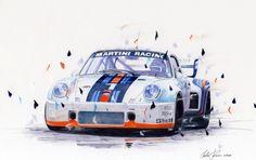 My Porsche art - Pelican Parts Technical BBS