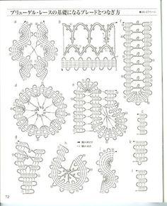 Bruges Crochet Lace @Af's 14/4/13