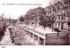 Image issue du site Web http://www.cartes-et-patrimoine.com/images/2/2/photos-carte-narbonne-aude-PH012522-B.JPG