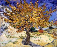 Vincent van Gogh, Mulberry Tree, 1899