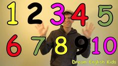 This is a fun song and dance to practice counting 1 to 10!