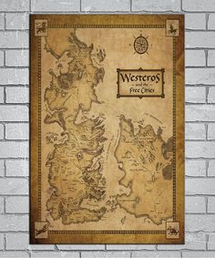 Four distressed tags for junk journals 334 e123 art game of thrones houses map westeros tv series 18 24x36inch poster gift gumiabroncs Images