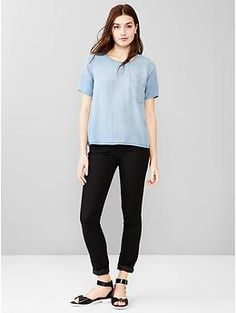 1969 Tencel® denim shirt | Gap