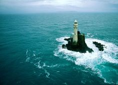 Light on a lonely rock; the history of Fastnet Rock
