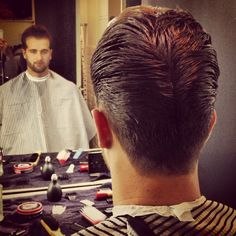 @frank_glorified Ducks ass at The Bike Shed yesterday #ducksass #barber #barberlife #barbershop #barberswag #barberstyle #barberskills #rockabilly #rockabillyhair #rockabillybarber #ukbarber #londonbarber #sohobarber #thebikeshed #thebikeshedcc #pomp #pompadour #pomade #popup #billyandbo #uppercutdeluxe #slickanddestroy #groomandzoom  Read more at http://web.stagram.com/p/560561370676858990_195135003#pIvxoYRdaQhF6xYb.99