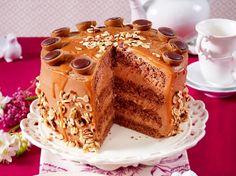 Toffee-Torte backen - so geht's