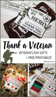 Daisy Scout Service Project Ideas for veterans | Need the perfect way to show your appreciation on Veteran's Day? Grab ...