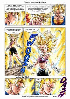 Dragonball z sex comic strips