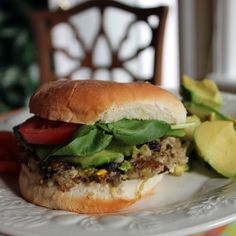 1000 Images About Veggie Burgers On Pinterest Veggie