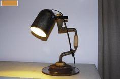 Décoration lampe vintage industrielle Nord-Pas-de-Calais Nord - Kilafait