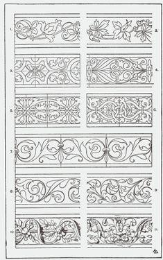 A handbook of ornament (1898) - Franz Sales Meyer's Ornaments