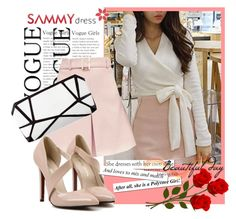 """""""Sammydress 47"""" by danijela-3 ❤ liked on Polyvore featuring women's clothing, women, female, woman, misses, juniors, MustHave, sammydress and winteredition"""