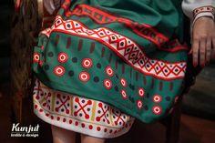 """Костюм по эскизам Н. Рериха к балету """"Весна священная"""" для Музея-института семьи Рерихов. Производство Kunjut Textile&Design"""