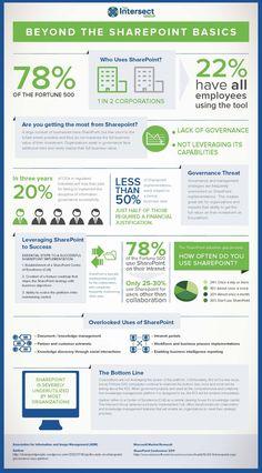 Beyond the SharePoint Basics Infographic