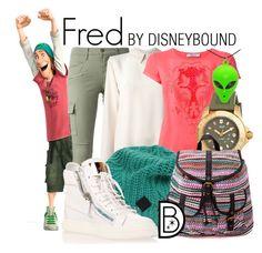 """Fred"" by leslieakay ❤ liked on Polyvore featuring J Brand, STELLA McCARTNEY, Blumarine, Victorinox Swiss Army, Diesel, Charlotte Russe and Giuseppe Zanotti"