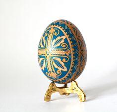 OstereierPysankaUkrainian Easter eggbatik by UkrainianEasterEggs