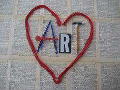 """Art From The Heart""  --  Common Thread Artisans"