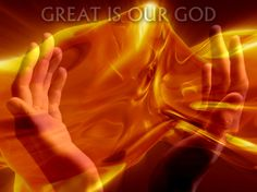 Great is our God!