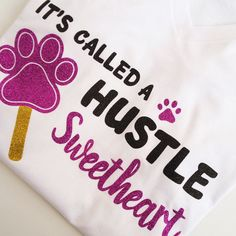 Its Called A Hustle Sweetheart - Zootopia Glitter Shirt  You will love this Zootopia Glitter Shirt! Perfect for all ages. This all glitter