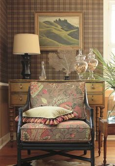 Mad about plaid furnishings | NJ.com